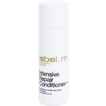 label.m Condition balsamo nutriente per capelli rovinati e secchi (Intensive Repair Conditioner) 60 ml