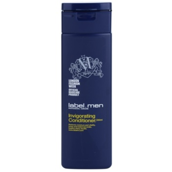 label.m Men balsamo energizzante (Restores Moisture and Vitality, Tones and Balances Scalp, Healthy Shiny Results.) 250 ml