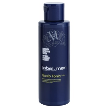 label.m Men lozione tonica per capelli (Rich in Vitamins and Minerals, Soothes and Stimulates Scalp.) 150 ml