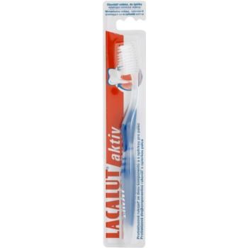 Lacalut Aktiv spazzolino da denti soft Blue