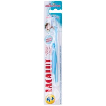 Lacalut Junior spazzolino da denti per bambini soft Blue (4 + Years)