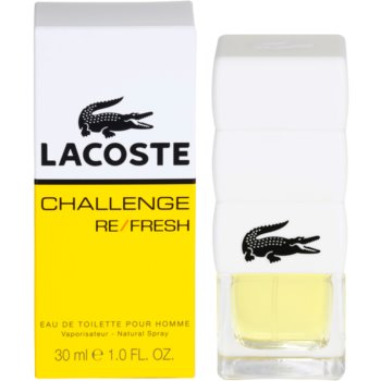 Lacoste Challange Re/Fresh eau de toilette per uomo 30 ml