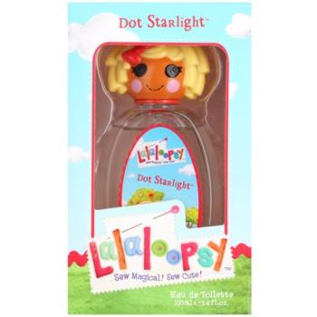 Lalaloopsy Dot Starlight eau de toilette per bambini 100 ml
