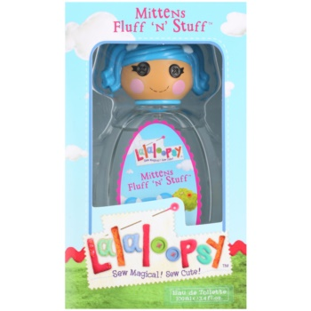 Lalaloopsy Mittens Fluff ´n` Stuff eau de toilette per bambini 100 ml