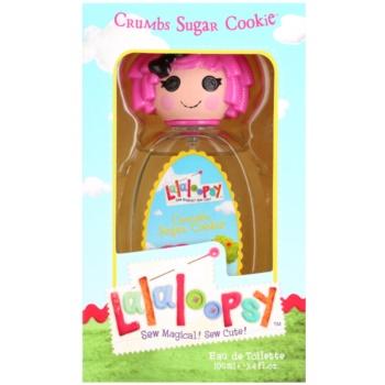 Lalaloopsy Crumbs Sugar Cookie eau de toilette per bambini 100 ml