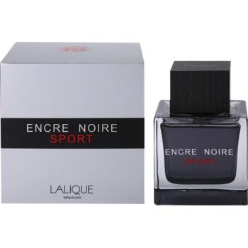 Lalique Encre Noire Sport eau de toilette per uomo 50 ml