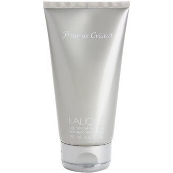 Lalique Fleur de Cristal gel doccia per donna 150 ml