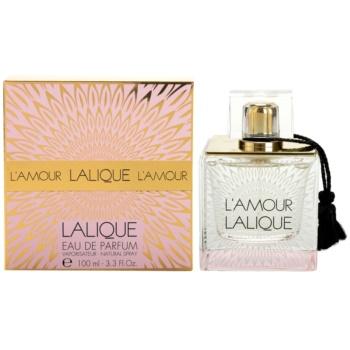 Lalique L´Amour eau de parfum per donna 100 ml