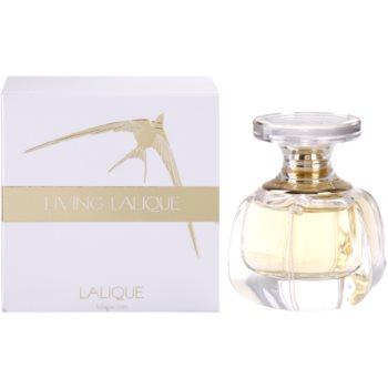 Lalique Living Lalique eau de parfum per donna 50 ml