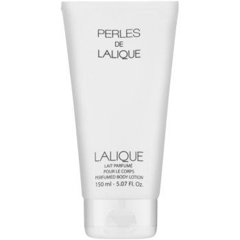 Lalique Perles de Lalique latte corpo per donna 150 ml