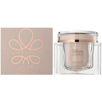 Lalique Reve d´Infini crema corpo per donna 200 ml