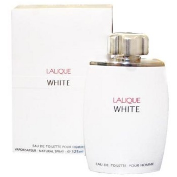 Lalique White eau de toilette per uomo 75 ml