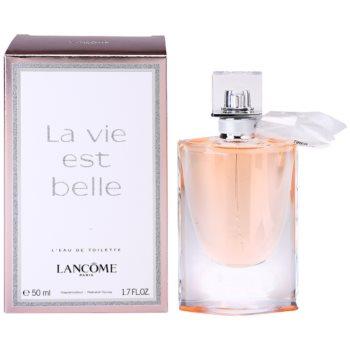 Lancome La Vie Est Belle L'Eau de Toilette eau de toilette per donna 50 ml