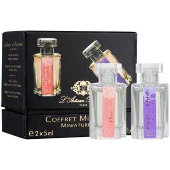 L'Artisan Parfumeur Mini kit regalo V. eau de parfum 5 ml + eau de toilette 5 ml
