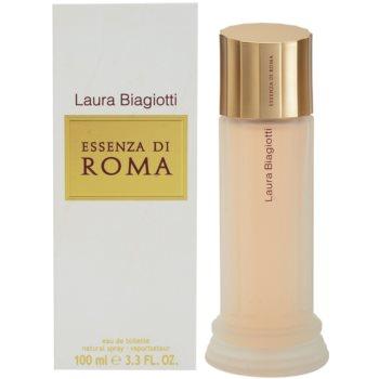 Laura Biagiotti Essenza di Roma eau de toilette per donna 100 ml