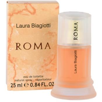 Laura Biagiotti Roma eau de toilette per donna 25 ml