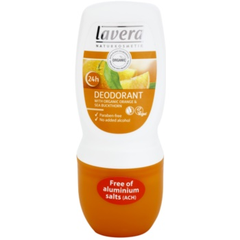 Lavera Body Spa Orange Feeling deodorante roll-on (Gentle Deodorant Roll-On Bio Orange and Sea Buckthorn) 50 ml