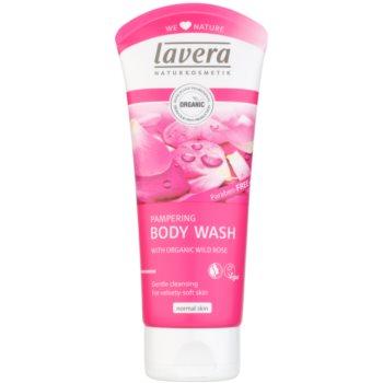 Lavera Body Spa Rose Garden gel doccia (Organic Wild Rose) 200 ml