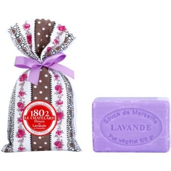 Le Chatelard 1802 Lavender set di cosmetici V.