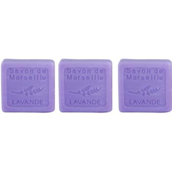 Le Chatelard 1802 Lavender sapone francese naturale di lusso 3 pz