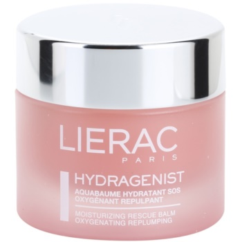 Lierac Hydragenist balsamo intenso nutriente anti-age per pelli disidratate (Extreme Moisturizing Rescue Balm Oxygenating Replumping) 50 ml