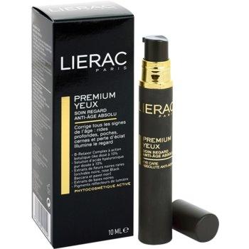 Lierac Premium trattamento occhi antirughe per tutti i tipi di pelle (Eye Care – Absolute Anti-Aging) 10 ml