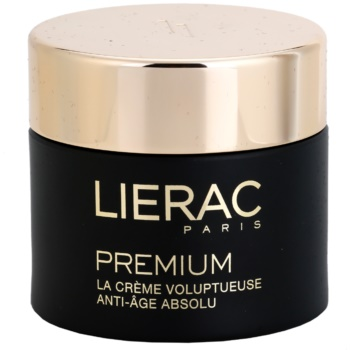 Lierac Premium crema antirughe per aumentare la densità della pelle (Day/Night Voluptuous Cream – Absolute Anti-Aging) 50 ml