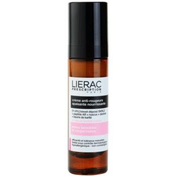 Lierac Prescription crema lenitiva e rigenerante per pelli sensibili con tendenza all'arrossamento (Soothing & Nourishing Anti-redness Cream) 40 ml