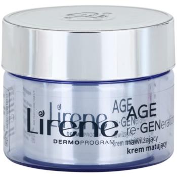 Lirene AGE re•GENeration 1 crema idratante opacizzante SPF 10 (Age Code 30+) 50 ml