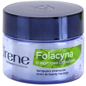 Lirene Folacyna 40+ crema notte anti-age 50 ml