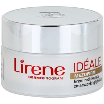 Lirene Idéale Mezofirm 55+ crema antirughe profonde SPF 15 (TGFß Activate Technology) 50 ml