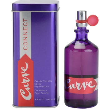 Liz Claiborne Curve Connect eau de toilette per donna 100 ml