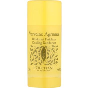 L'Occitane Verveine Agrumes deodorante stick per donna 50 g