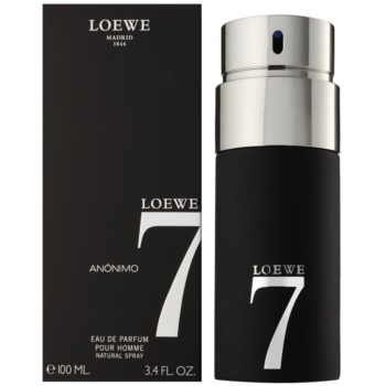 Loewe 7 Loewe Anonimo eau de parfum per uomo 100 ml