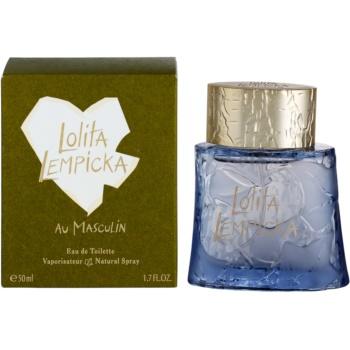 Lolita Lempicka Au Masculin eau de toilette per uomo 50 ml