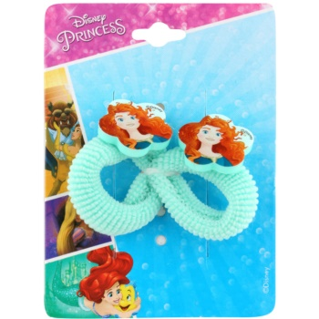 Lora Beauty Disney Brave elastici per capelli (Green) 2 pz