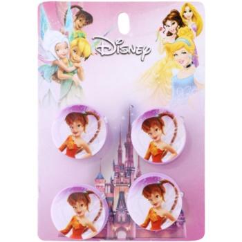 Lora Beauty Disney TinkerBell fermagli per capelli (Purple) 4 pz