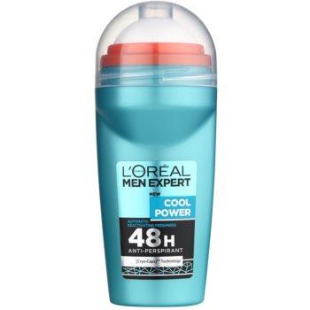 L'Oréal Paris Men Expert Cool Power antitraspirante roll-on (48h) 50 ml