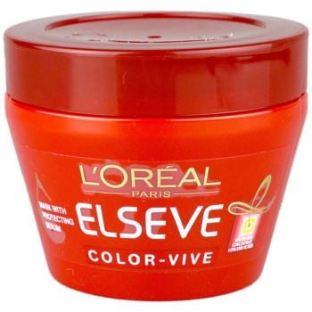 L'Oréal Paris Elseve Color-Vive maschera per capelli tinti 300 ml