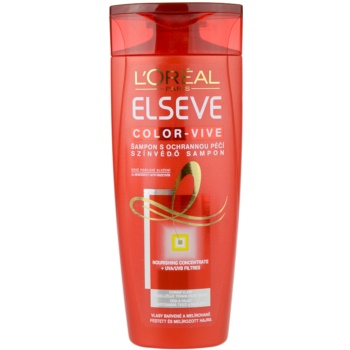 L'Oréal Paris Elseve Color-Vive shampoo per capelli tinti 250 ml