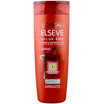 L'Oréal Paris Elseve Color-Vive shampoo per capelli tinti 400 ml