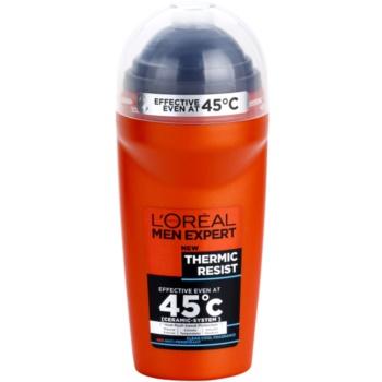 L'Oréal Paris Men Expert Thermic Resist antitraspirante roll-on (Clean Cool Fragrance) 50 ml