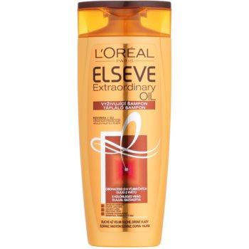 L'Oréal Paris Elseve Extraordinary Oil shampoo per capelli molto secchi 250 ml