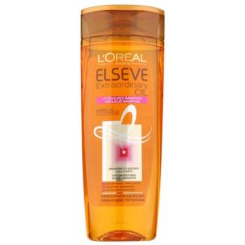 L'Oréal Paris Elseve Extraordinary Oil shampoo nutriente per capelli secchi 400 ml