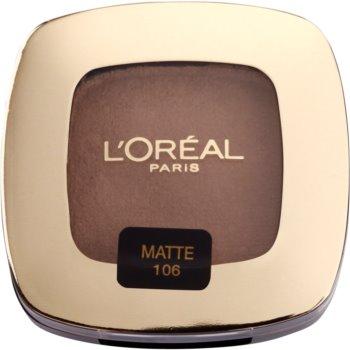 L'Oréal Paris Color Riche L'Ombre Pure ombretti colore 106 Breaking Nude Matte