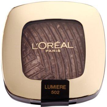 L'Oréal Paris Color Riche L'Ombre Pure ombretti colore 502 Quartz Fumé Lumiere