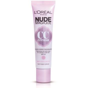 L'Oréal Paris Nude Magique CC cream per pelli stanche SPF 20 (Colour Correcting Beautifier) 30 ml