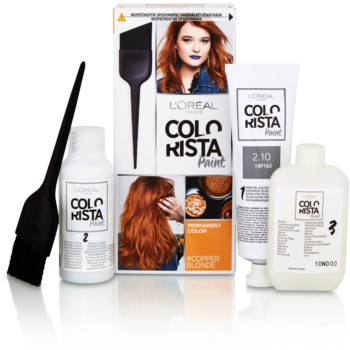 L'Oréal Paris Colorista Paint tinta permanente per capelli colore Copper Blonde