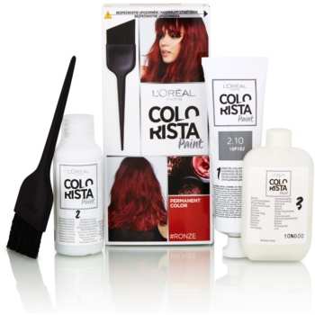 L'Oréal Paris Colorista Paint tinta permanente per capelli colore Ronze