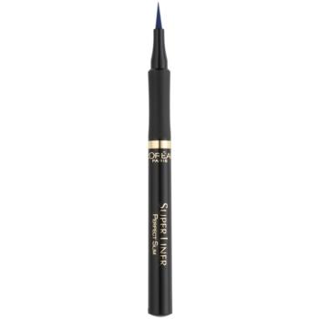 L'Oréal Paris Super Liner Perfect Slim eyeliner liquidi colore Blue 7 g